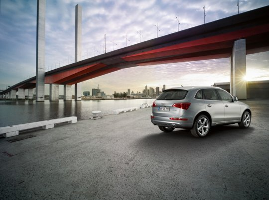 Audi Q5 фото 11