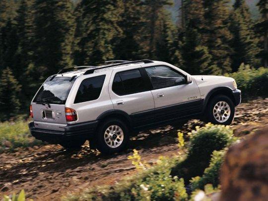 Внедорожник Хонда фото 2