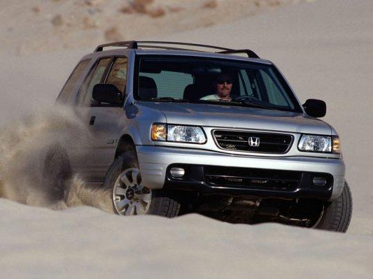 Внедорожник Хонда фото 3