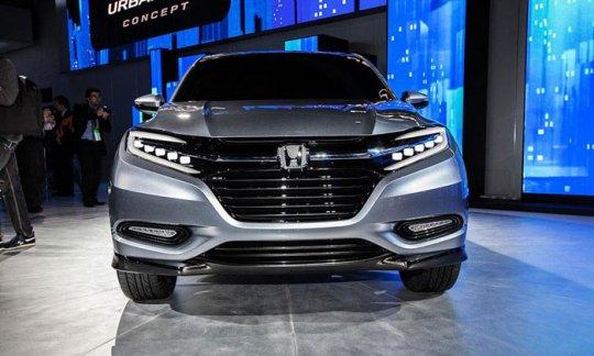 Внедорожник Хонда фото 6