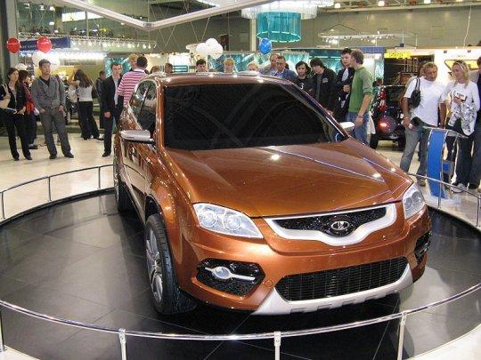 Lada C-Cross фото 11