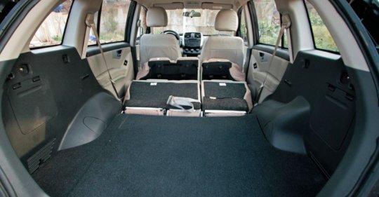 Багажник Lifan X60 фото