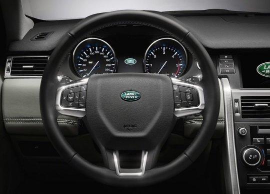 Фото салона Land Rover Range Rover Sport