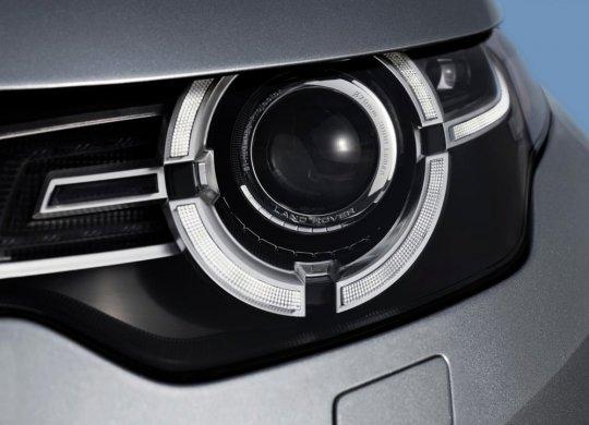 Range Rover Sport 2015 оптика