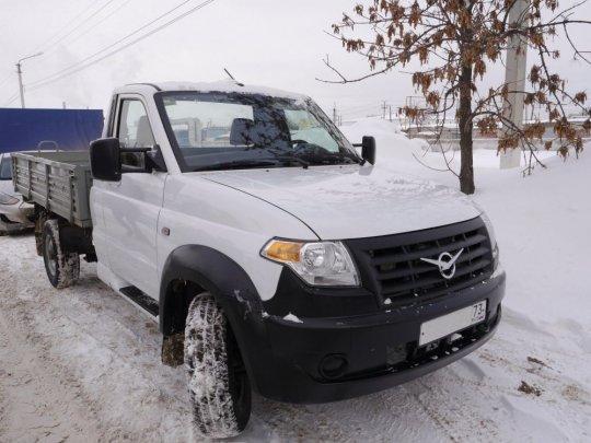 Новый УАЗ Карго фото 1