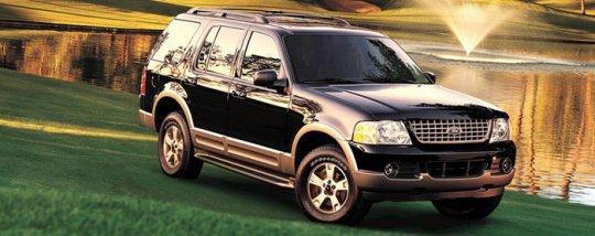 Внедорожники Форд фото 1