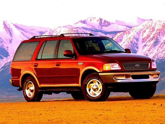 Внедорожники Форд фото 3