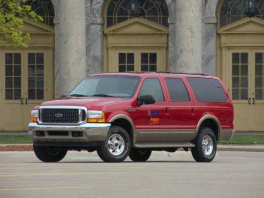 Внедорожники Форд фото 5
