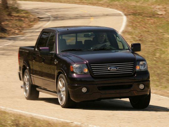 Пикап Форд фото 2