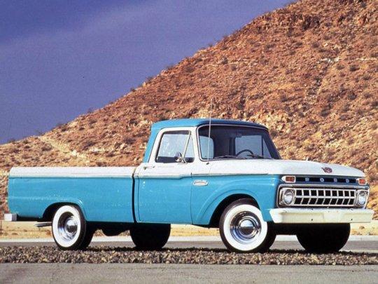 Пикап Форд фото 4