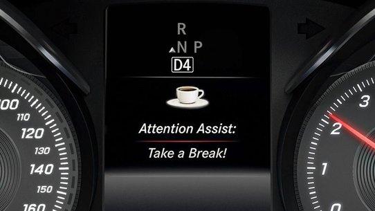 Система контроля усталости водителя (Attention Assist Mercedes): принцип работы