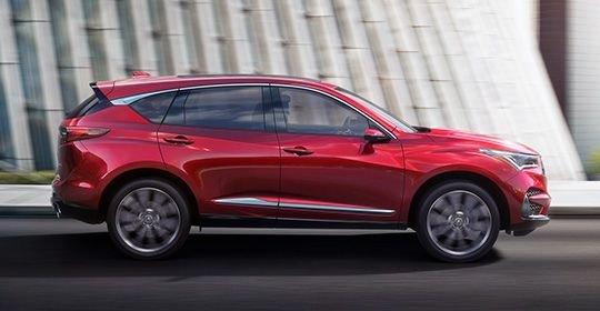 Новый кроссовер Acura RDX: старт продаж летом 2018