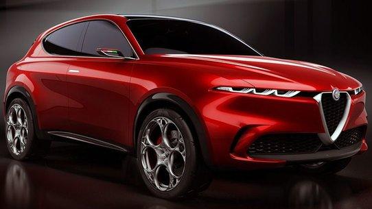 Alfa Romeo Tonale: второй кроссовер компании