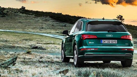 Audi SQ5 2019: получил турбодизель с электронаддувом мощностью 347 л.с.