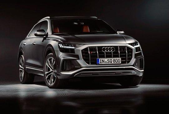 В России стартовали продажи Audi SQ8