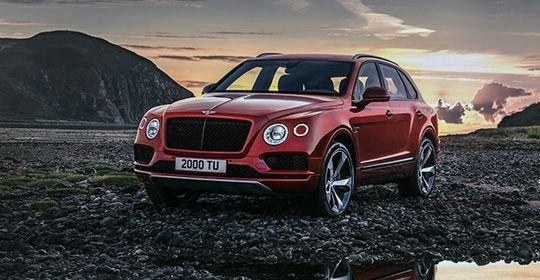 Bentley Bentayga V8: характеристики и примерная цена