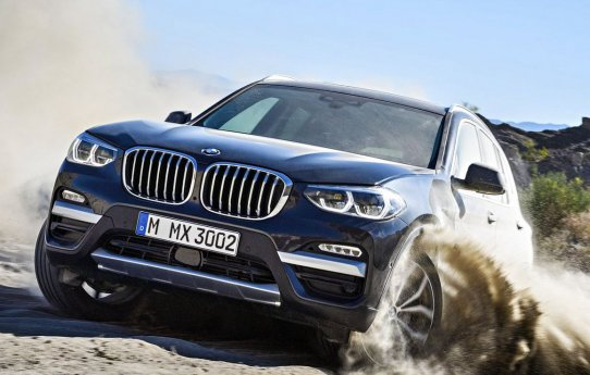 BMW X3 2017 фото, характеристики, дата выхода