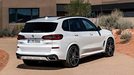 BMW X5 2018 года: цены и комплектации в России