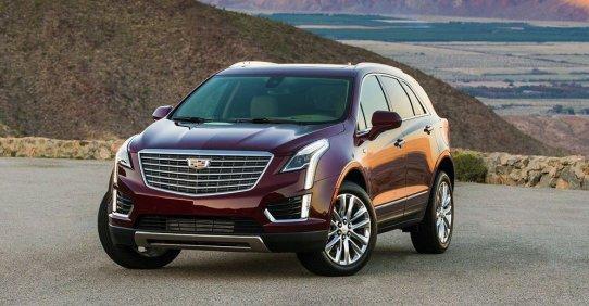 Cadillac XT5 2017 будет оснащаться турбомотором
