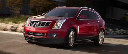 Cadillac SRX: отзывы, цена, характеристики