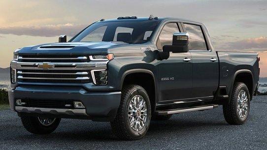 Chevrolet Silverado HD 2019: фото и обзор характеристик