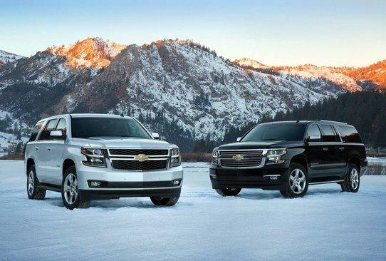 Chevrolet Tahoe 2018: фото, характеристики и цены в России