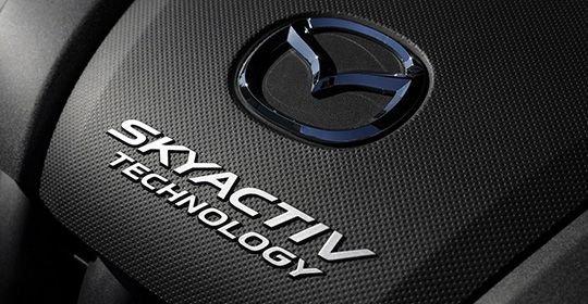 Серийный двигатель HCCI от Mazda