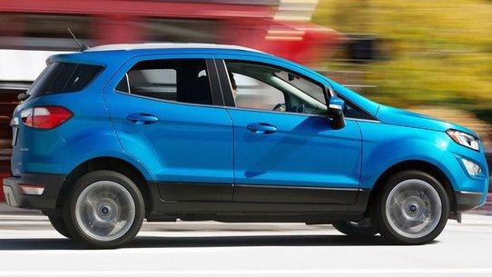 Ford EcoSport 2018: комплектации и цены в России