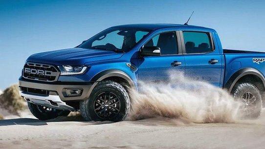 Ford Ranger Raptor 2018: фото и первая информация