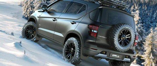 GM-АвтоВАЗ обещает выпустить следующую Chevrolet Niva без задержек