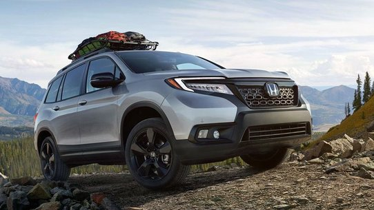 Honda Passport 2019: фото, видео, обзор характеристик