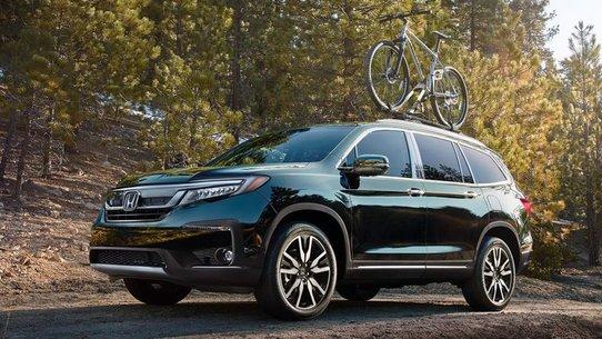 Новая Honda Pilot 2018: фото, характеристики и цены