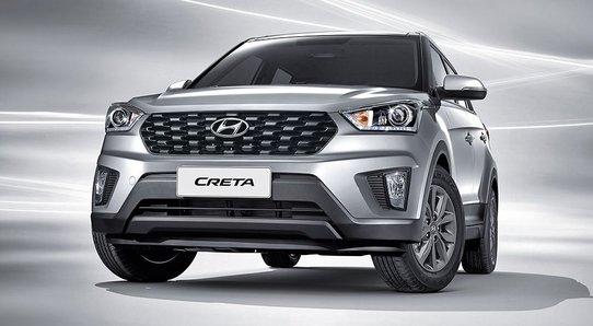 Hyundai Creta: обзор и цены обновления 2020 года