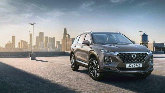 Hyundai Santa Fe 2018: новое поколение, подробности