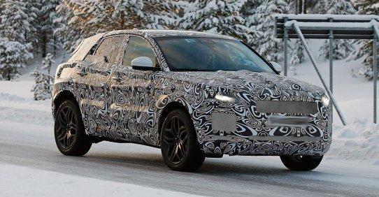 Jaguar E-Pace построен на платформе Range Rover Evoque