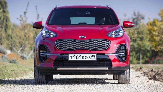 Kia Sportage 2018: цены, комплектации и старт продаж в России