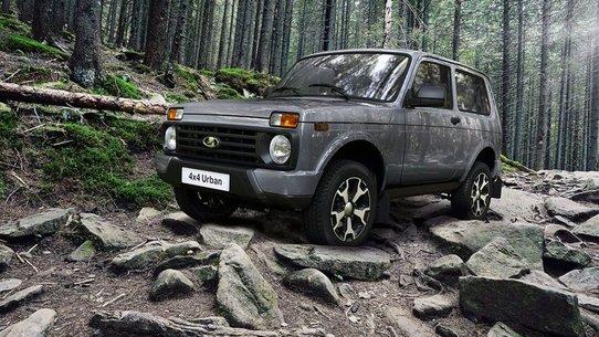Lada 4x4 2019 модельного года: модификации и цены