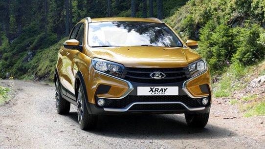 Lada Xray Cross: комплектации и цены, начало продаж