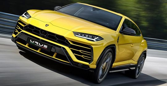Lamborghini Urus: цены, фото и характеристики
