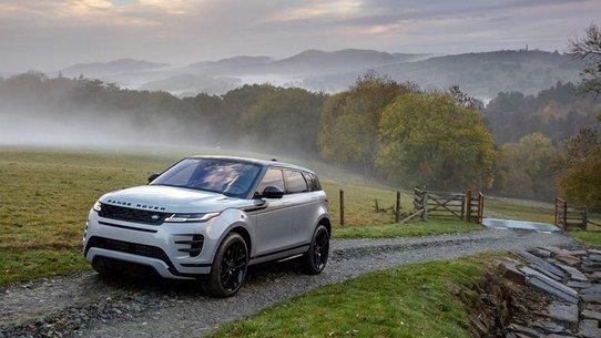 Range Rover Evoque 2019: цены, фото и обзор характеристик