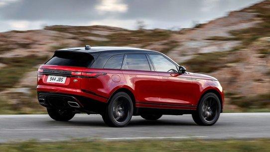 Обновленный Range Rover Velar: характеристики и цены