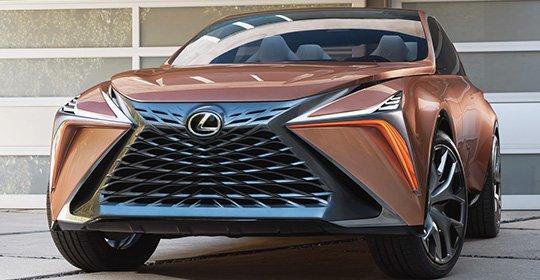 Lexus LF-1 Limitless: роскошнее чем когда-либо