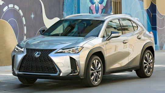 Lexus UX: старт продаж в России 1 ноября 2018