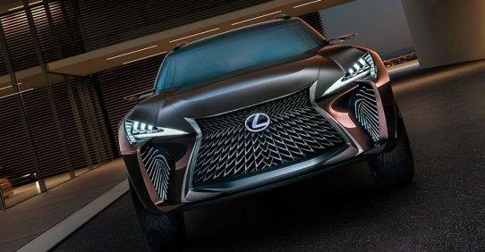 Lexus UX: комплектации, характеристики и фото