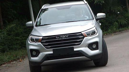Lifan X70 китайский конкурент Hyundai Creta