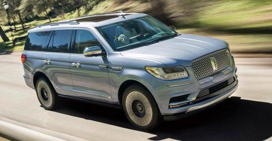 Lincoln Navigator 2017: цена, фото, характеристики