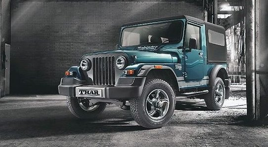 Mahindra Thar 700: конец эпохи армейской машины Willys MB