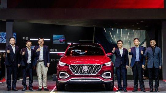 MG X-motion: выйдет на рынок уже в этом году
