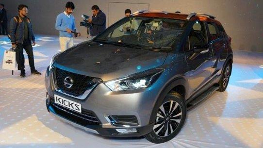 Nissan Kicks 2019: сменил платформу и вышел на рынок Индии