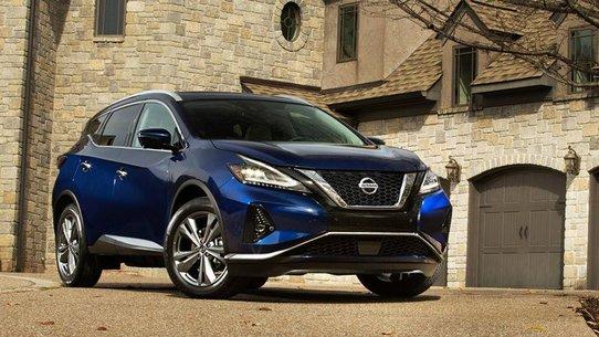 Nissan Murano 2019: получил рестайлинг, но изменился не сильно